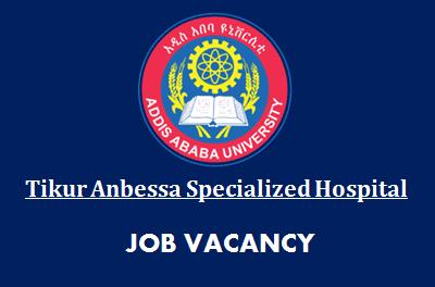 TASH Professor Ethiopia Job Vacancy 2020