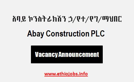 Internal Auditor Ethiopia Job Vacancy 2020