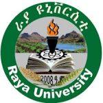 Raya University Ethiopia Job Vacancy