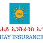 Tsehay Insurance SC Job Vacancy