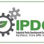 Industrial Parks Development Corporation Job Vacancy