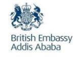 British Embassy Ethiopia Job Vacancy
